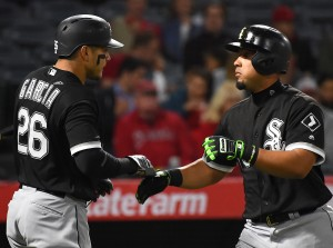 Jose Abreu & Avisail Garcia | Jayne Kamin-Oncea-USA TODAY Sports