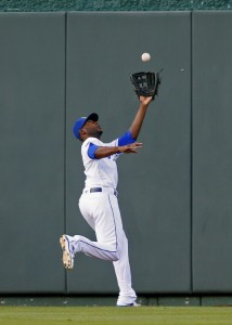 Lorenzo Cain | Jay Biggerstaff-USA TODAY Sports