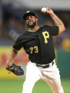 Felipe Rivero | Charles LeClaire-USA TODAY Sports