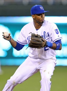 Alcides Escobar | Jay Biggerstaff-USA TODAY Sports