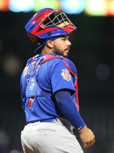 Rene Rivera | Charles LeClaire-USA TODAY Sports