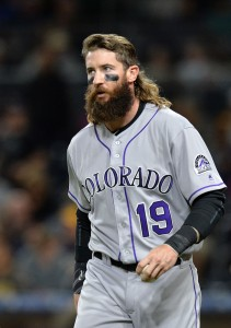 Charlie Blackmon | Jake Roth-USA TODAY Sports