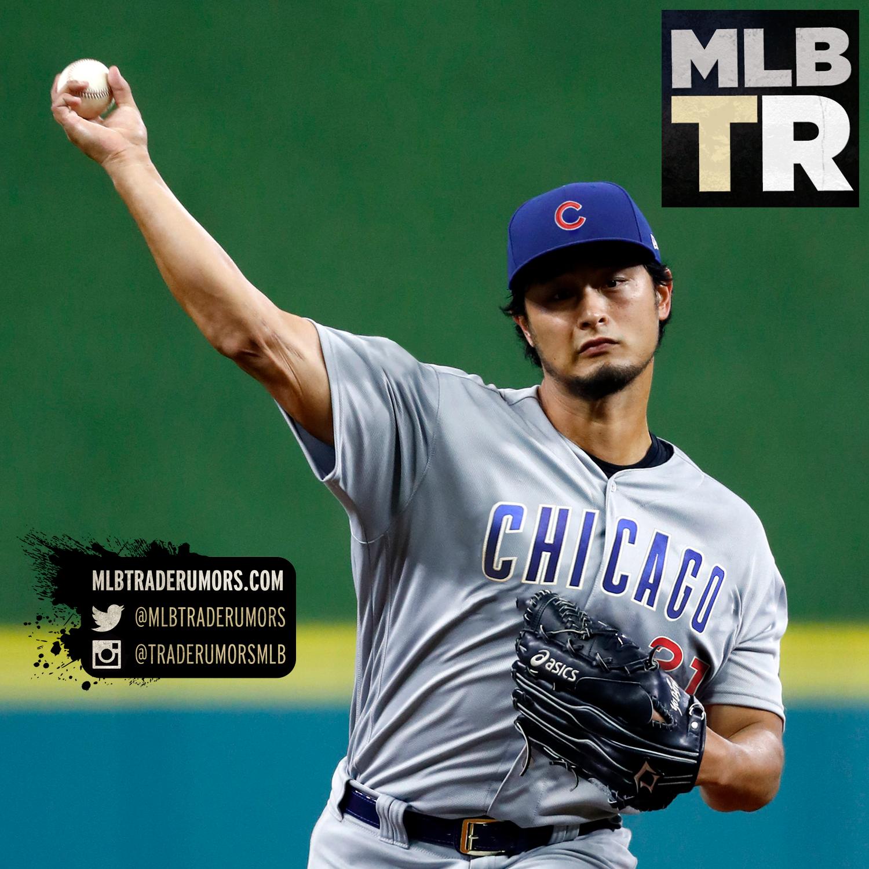 Cubs Sign Yu Darvish - MLB Trade Rumors