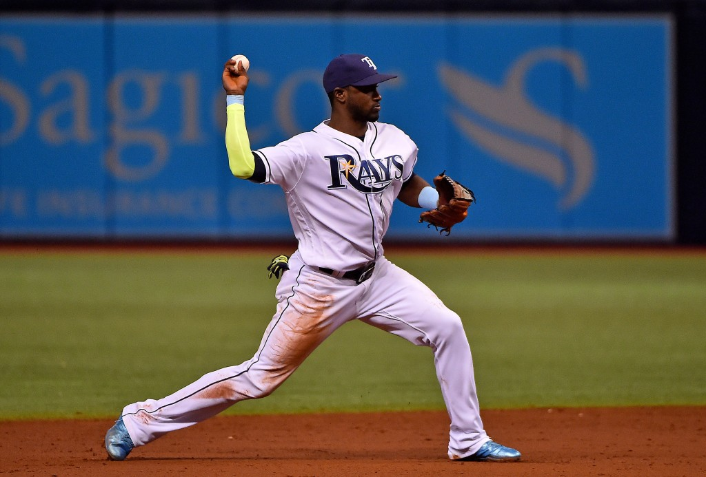 Adeiny Hechavarria Wins Arbitration Case Over Rays - MLB ...