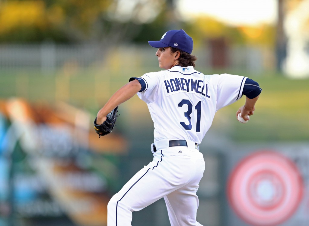 Rays' Top Prospect Brent Honeywell Diagnosed With Forearm ...