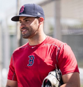 J.D. Martinez | Billie Weiss/Boston Red Sox/Getty Images