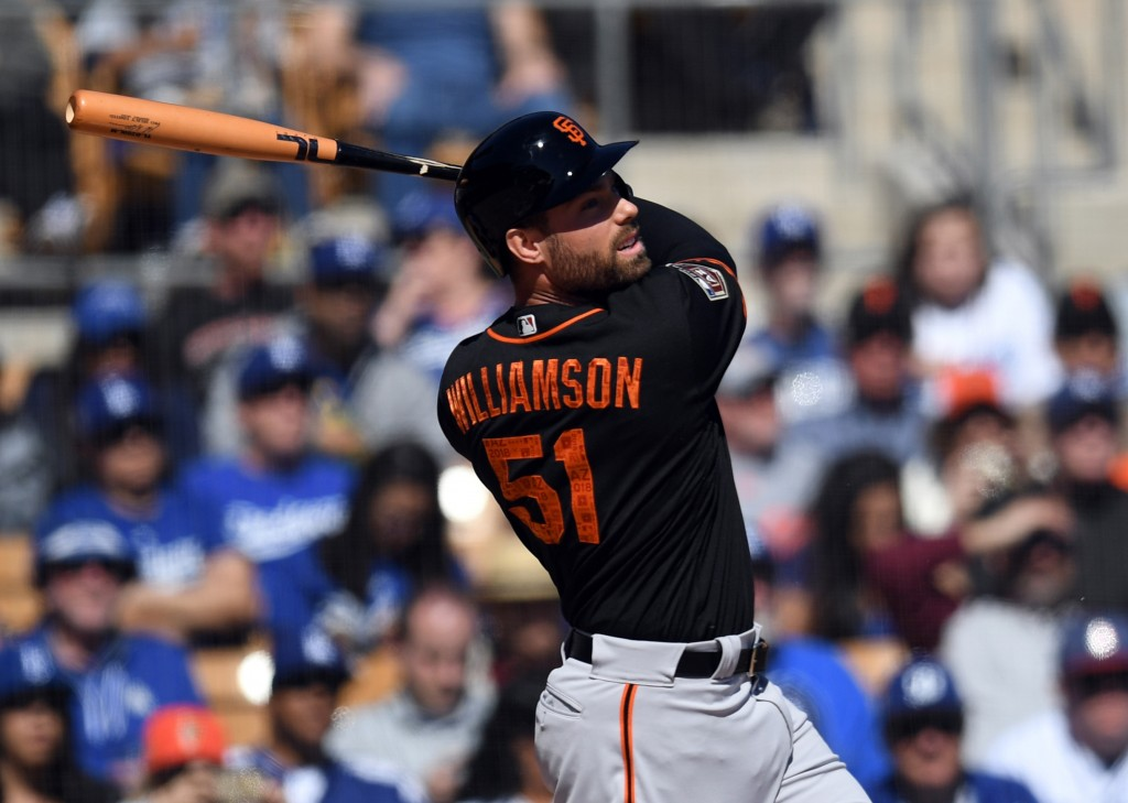 Nationals, Mac Williamson Agree To Minor League Deal