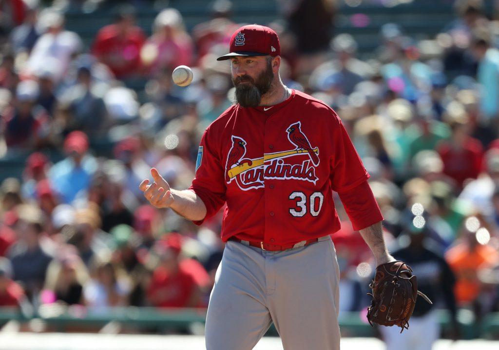 Cardinals Release Jason Motte; Reunion Still Possible