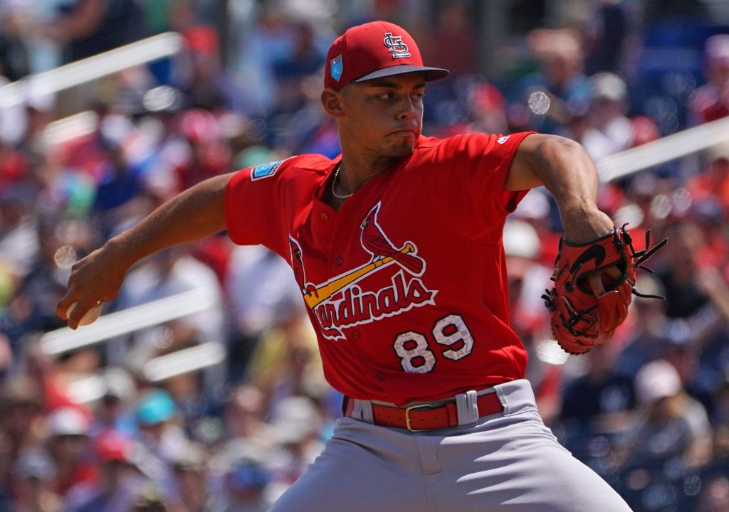 Cardinals To Add Jordan Hicks To Opening Day Roster - MLB ...