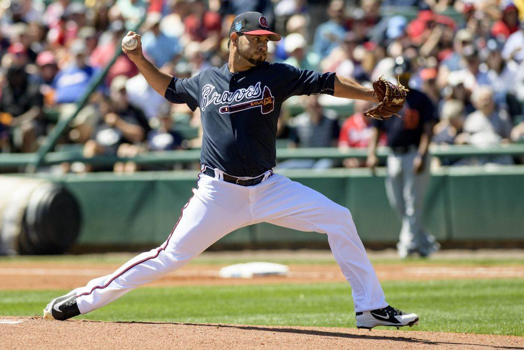 Braves Select Contract Of Anibal Sanchez, Designate Miguel ...