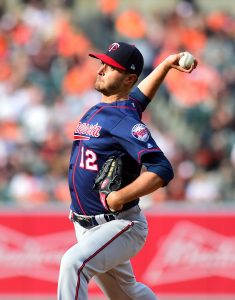 Jake Odorizzi | Evan Habeeb-USA TODAY Sports