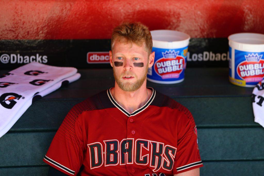Rays Acquire Jeremy Hazelbaker From Diamondbacks MLB