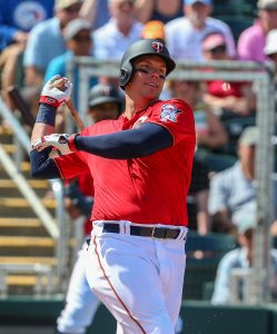 Logan Morrison | Butch Dill-USA TODAY Sports
