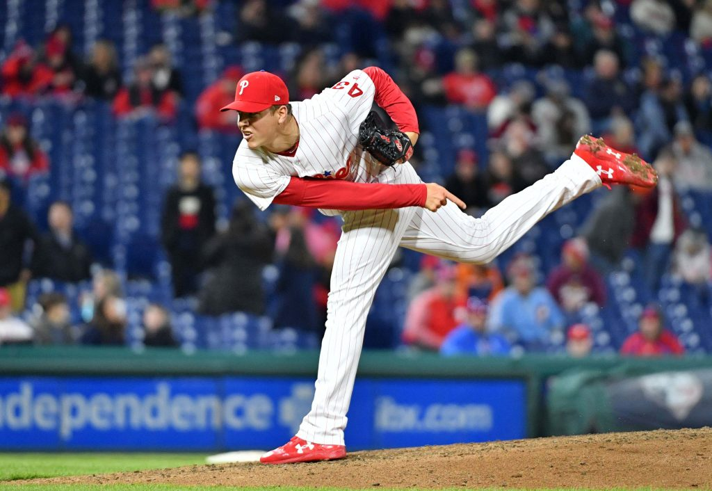 Phillies Weighing Rotation Change