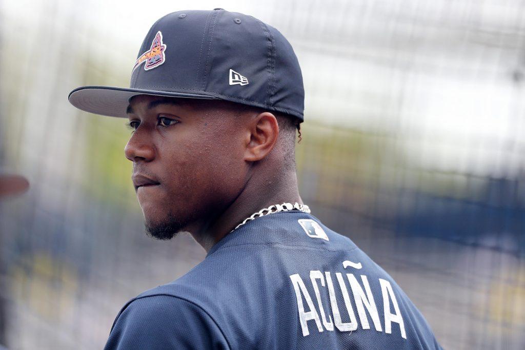 Braves Promote Ronald Acuna - MLB Trade Rumors