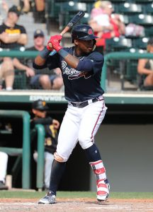 Ronald Acuna | Kim Klement-USA TODAY Sports