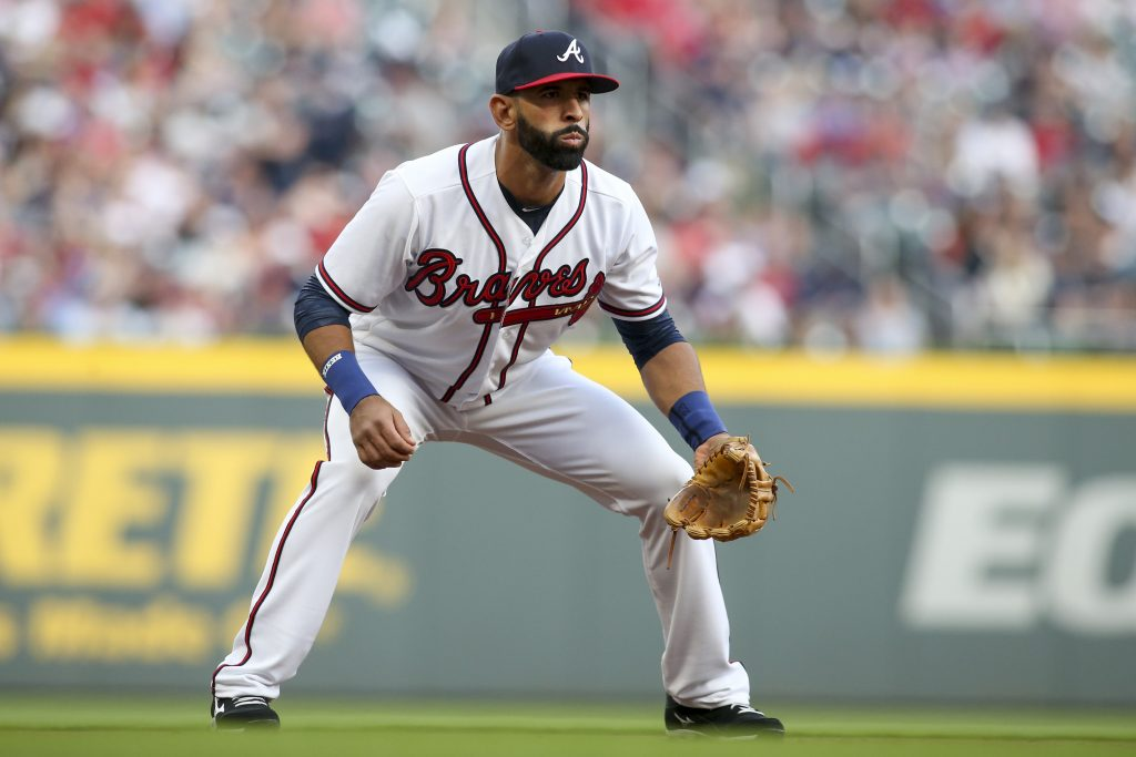 Braves Release Jose Bautista - MLB Trade Rumors