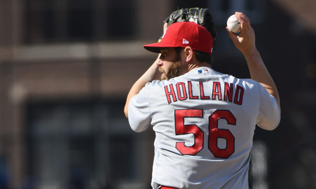Nationals Sign Greg Holland - MLB Trade Rumors