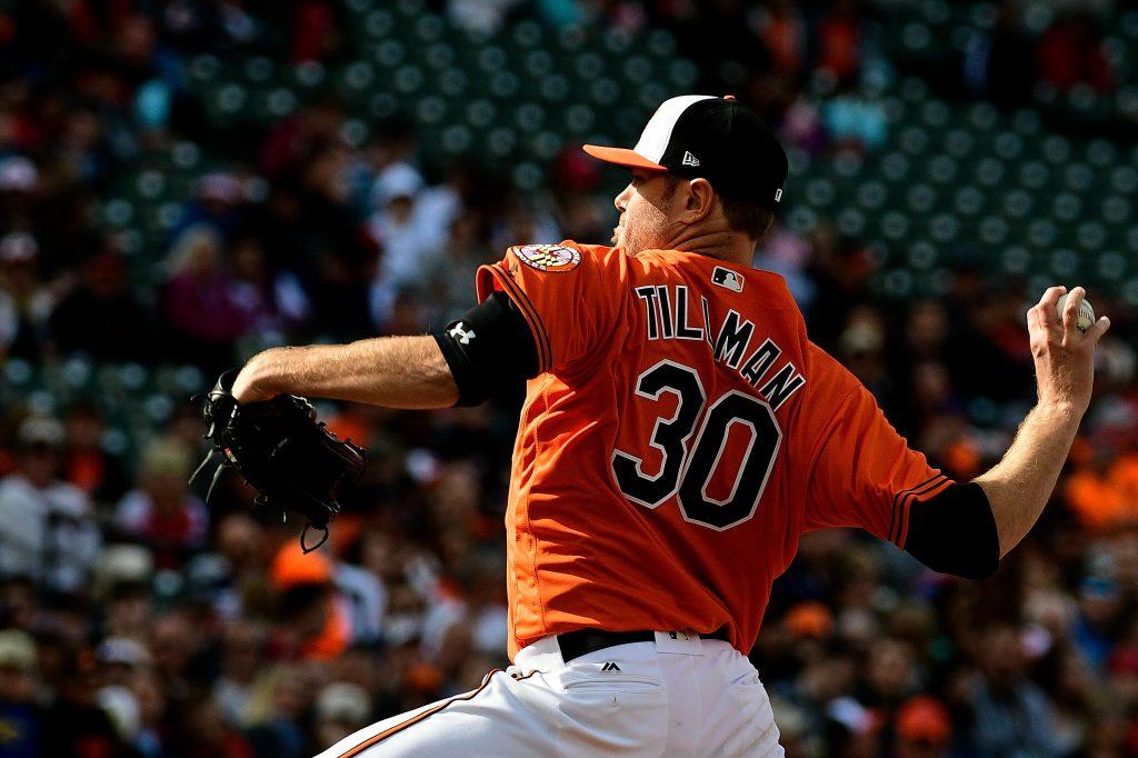 Orioles Designate Chris Tillman - MLB Trade Rumors