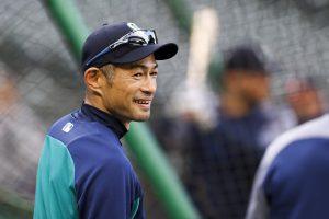 Ichiro Suzuki | Joe Nicholson-USA TODAY Sports