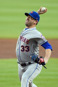 Matt Harvey | Dale Zanine-USA TODAY Sports