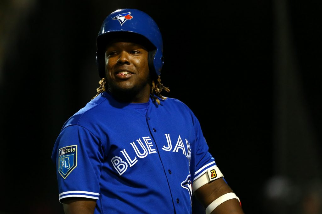 Blue Jays Notes: Vlad Jr., Outfield Corners, Gaviglio ...