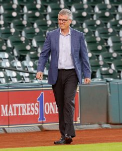 Jeff Luhnow | Bob Levey/Getty Images