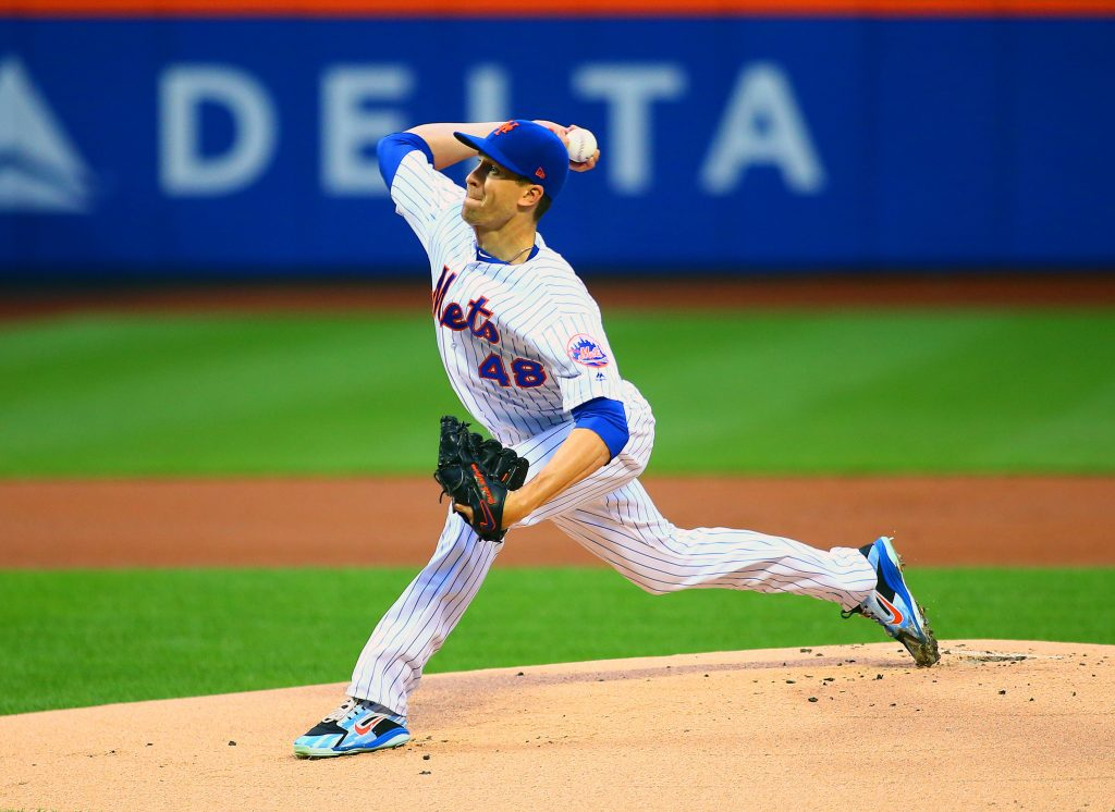 30d65efb Mets Will Listen To Trade Offers For deGrom, Syndergaard - MLB Trade Rumors