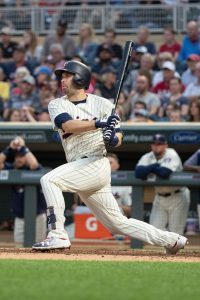 Brian Dozier | Jordan Johnson-USA TODAY Sports