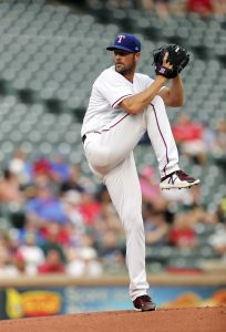 Cole Hamels | Kevin Jairaj-USA TODAY Sports