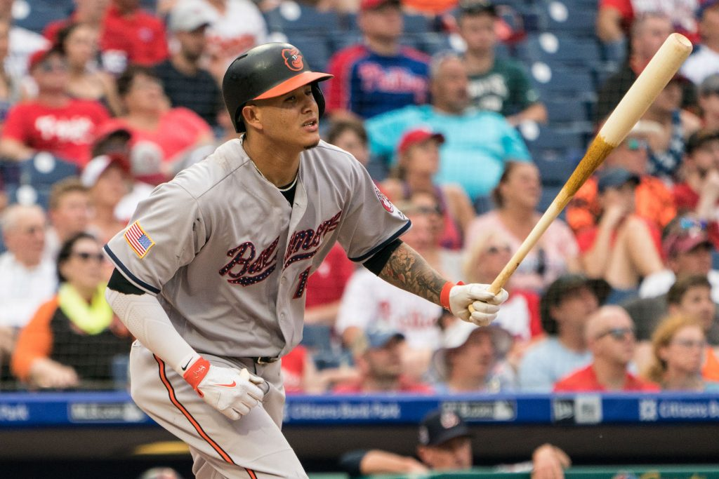 Red Sox Have Recently Checked In On Manny Machado - MLB ...