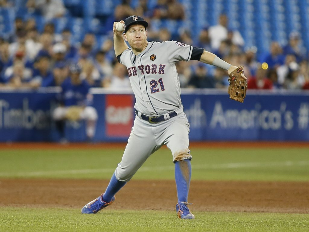 Mets Place Todd Frazier On DL Amid Series Of Roster Moves ...