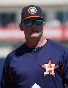 A.J. Hinch | Jasen Vinlove-USA TODAY Sports