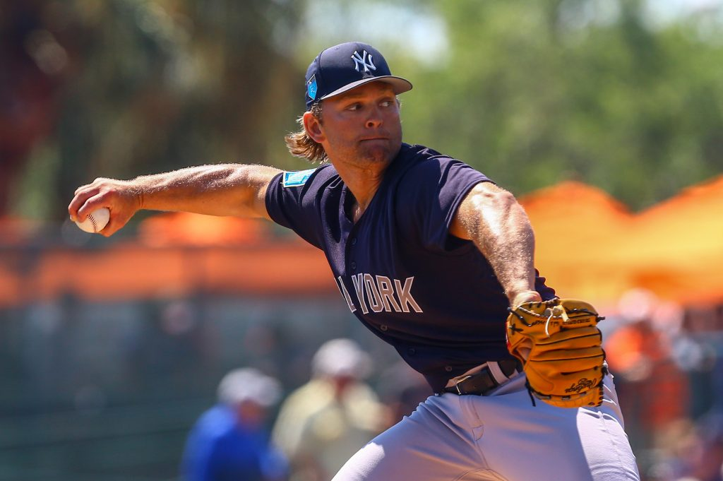 Image result for CHANCE ADAMS  yankees