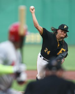 Chris Archer | Charles LeClaire-USA TODAY Sports