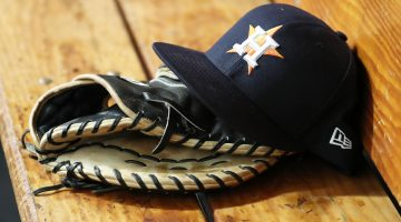 Astros hat