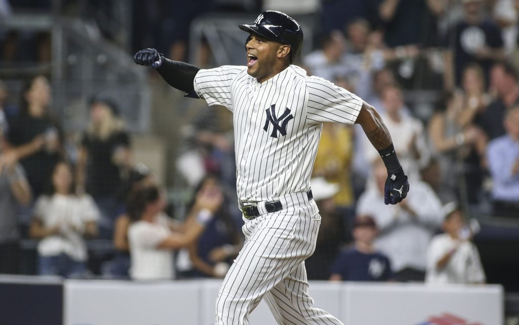 Yankees To Activate Aaron Hicks On Monday