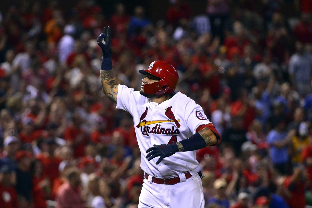 Cardinals Place Yadier Molina On 10-Day IL; Activate Matt Carpenter