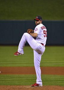 Adam Wainwright |  Jeff Curry-USA HOY Deportes