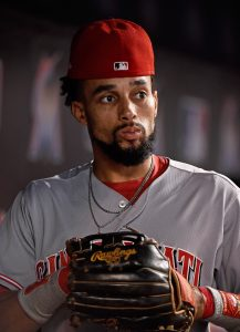 Billy Hamilton |  Jasen Vinlove-USA TODAY Sports