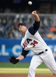 Drew Smyly | Photo by Denis Poroy/Getty Images