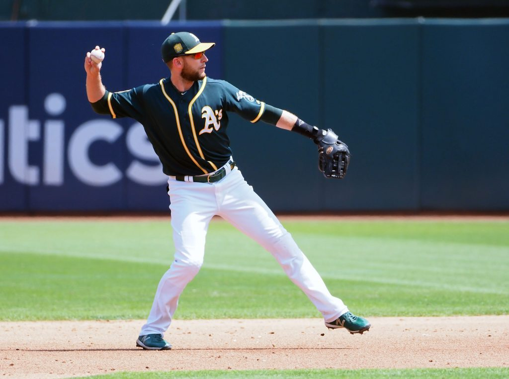 Athletics Interested In Jed Lowrie