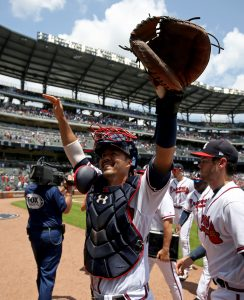 Kurt Suzuki | Jason Getz-USA TODAY Sports