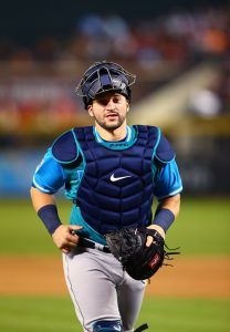 Mike Zunino | Mark J. Rebilas-USA TODAY Sports