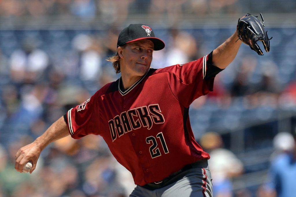 Latest On Zack Greinke - MLB Trade Rumors