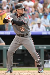 Chris Owings | Steven Branscombe-USA TODAY Sports