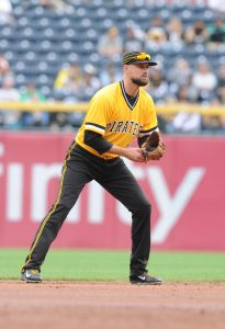 Jordy Mercer | Philip G. Pavely-USA TODAY Sports