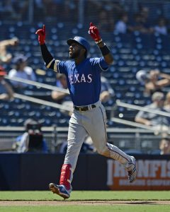 Jurickson Profar | Jake Roth-USA TODAY Sports