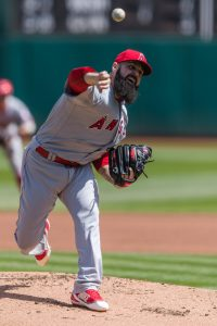 Matt Shoemaker | John Hefti-USA TODAY Sports