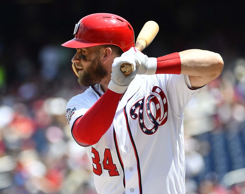 Bryce Harper Rumors  White Sox